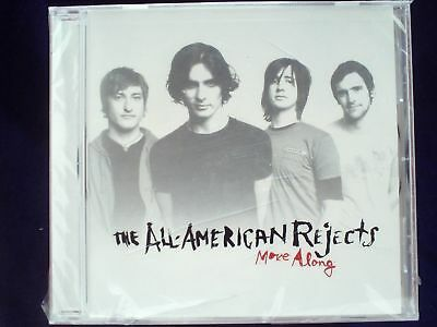 The All-American Rejects - Move Along CD Sealed USA