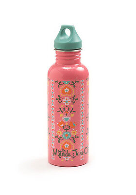 Matilda Jane Dahlia Water Bottle Canteen New Nwot Once Upon A Time Exclusive