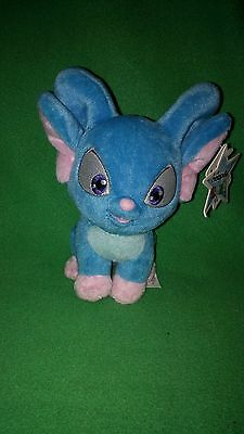 Neopets Blue Acura Plush - NEW WITH TAGS. Excellent condition!