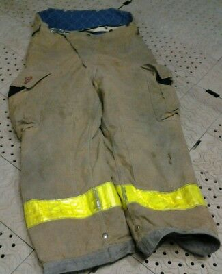 Cairn Firefighters Turnout Pants Size Medium