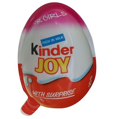 10-X-Kinder-JOY-Surprise-Eggs-for-Girls-Chocolate-Toy-Inside-Kids
