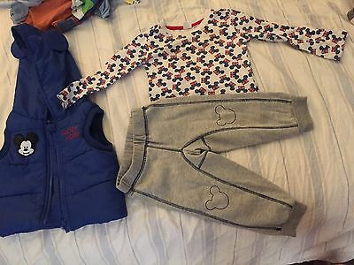 42 Item Boys Clothes Bundle 18 Months- 3 Years
