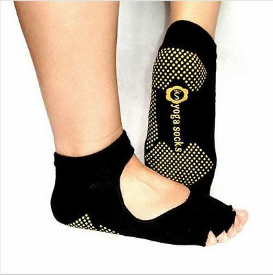 Yoga Pilates Barre Dance Grip Ankle Socks ONE SIZE Various Colours BEST QUALITY
