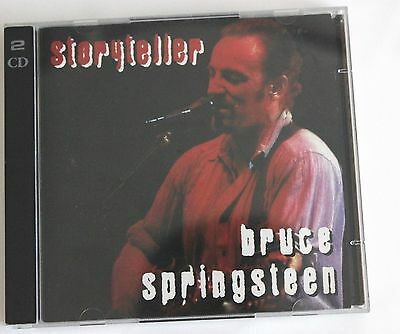 Springsteen Storyteller Live Birmingham UK 1996 double live cd