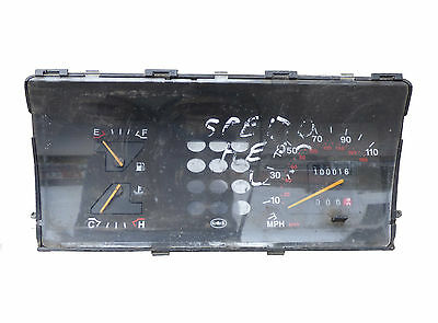 Speedo Display (Used and Uknown If Working) For London Taxi Fairway SPED1