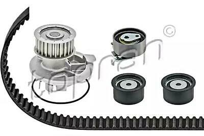 Water Pump Fits OPEL Astra Vectra VAUXHALL 1.7L 1989-2006 Timing Belt Kit