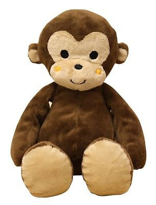 Monkey Ollie Soft Stuffed Toy Baby Pillow Animal Plush Toys Kids Stuff Gifts New