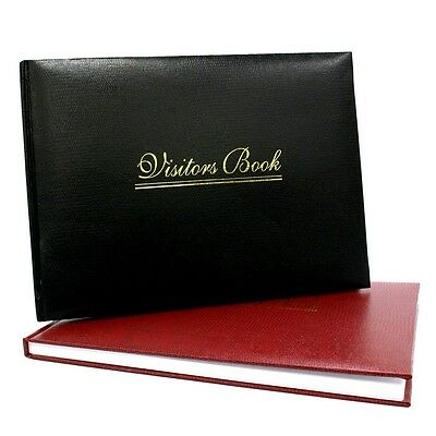 Visitor Book  for Hotel / Business /Guest House / Wedding - WH1 -R4E-HB013 -NEW