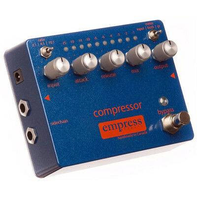 Empress Compressor Guitar/Bass Effects Pedal