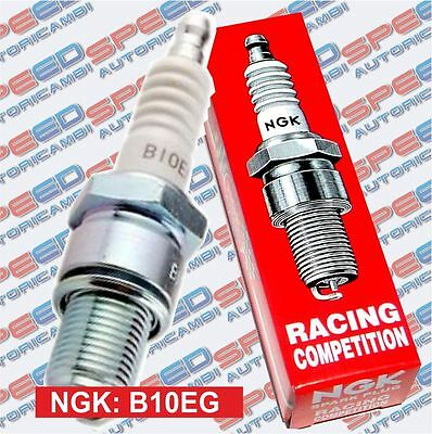 Ngk B10Eg Candela Accensione  Art. 3630 Racing Competition Spark Plugs Go Kart