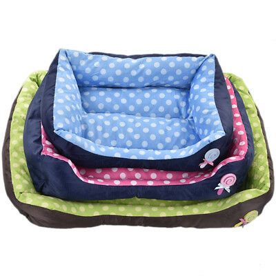 Waterproof Pet Bed Mattress Dog Cat Kennel Pad Mat Cushion Soft Warm Washable