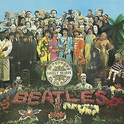 Sgt. Pepper's Lonely Hearts Club Band by The Beatles (CD, Dec-2014)