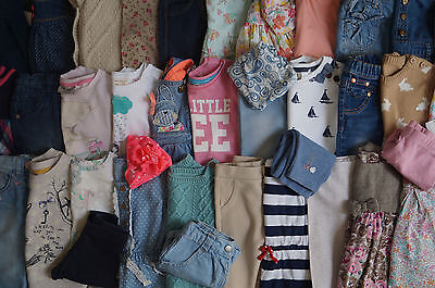 Bundle of girls clothes from 3-6 months old -FULL LIST & LOTS OF PICTURES INSIDE