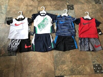 Lot Of New Boys Nike Clothes/outfits-size 18 Months