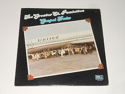 Black Gospel - The Greater St. Paulettes - LP - Gospel Train - HOB IS GOSPEL