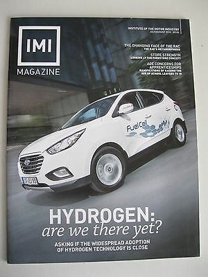 IMI Magazine - July August 2015 - Motor Industry Magazine