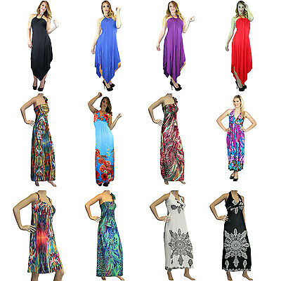 Wholesale Lot of 50 Womens Maxi Dresses Long Brand New SALE! Assorted Styles