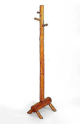 American Rustic Old Hickory Style (1940s) Cedar Hat Rack