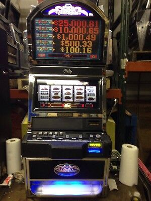 Bally Alpha 9000 Star And Bars  Quick Hit slot machine
