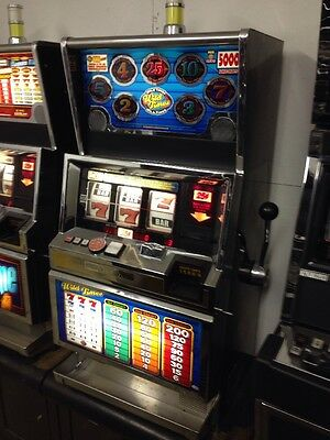 Bally Wild Times Slot Machine