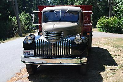 1946 Chevrolet Other Pickups Original factory colors 1946 truck