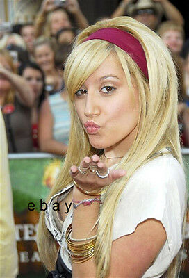 w1 Ashley Tisdale cleavage A4 12x8 approx glossy photo