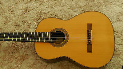 Daryl Perry Hauser Model classical guitar...simply extraordinary!