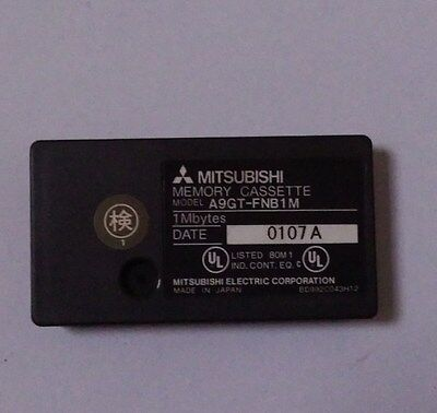 Used MITSUBISHI A9GT-FNB1M MEMORY CASSETTE tested