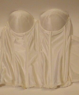 Strapless Bra Corset - Carnival - Size 32C - Worn Once