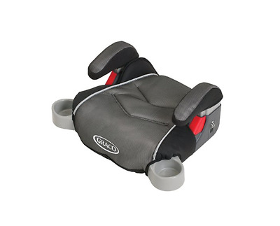New Graco Backless TurboBooster Car Seat, Booster Safety Youth Toddler Child