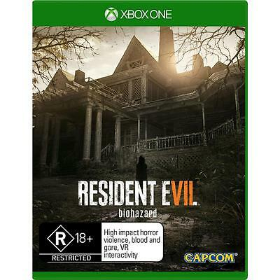 Xbox One Resident Evil 7 - New Sealed *Free Shipping*