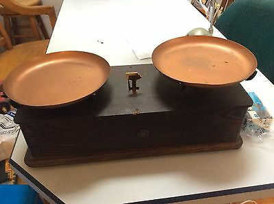 Henry Troemner Pharmacy/Apothecary Antique Scale