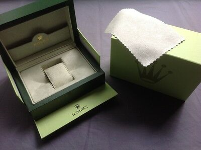 Rolex Inner And Outer Replacment  box
