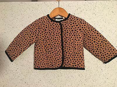 Baby Girls Jacket - Country Road Size 0