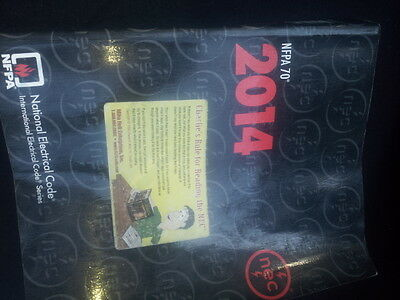 Great shape2014 NECC NFPA 70 Code Book