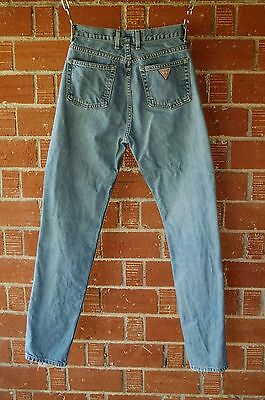 Vintage GUESS Georges Marciano Jeans Mom Jeans High Waisted Tapered Leg  23 x 32