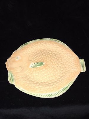 Shorter & Son Art Deco Iconic Fish Entree Plate