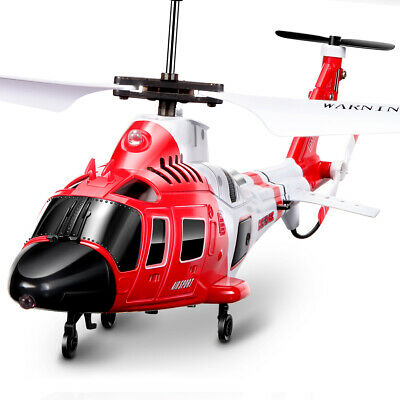 Syma S111G 3.5CH Remote Control With LED Light RC Helicopter Original AU STOCK