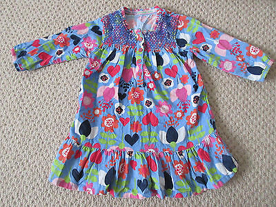 Girls M&S dress age 9-12 months Worn once