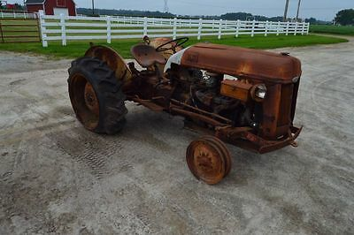 Ford 8N Tractor w/ Funk Conversion