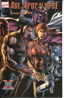 Age of Apocalypse (2005 Series) One Shot #1 May 2005 Marvel NM- 9.2