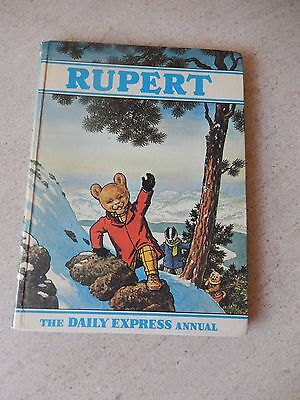 RUPERT ANNUAL 1970 original book