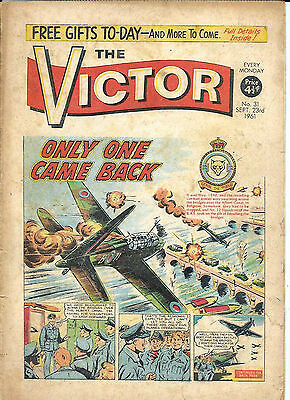 The Victor 31 (Sept 23, 1961) a mid-high grade copy