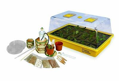 National Geographic greenhouse experiment set