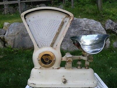 RARE Antique candy scale by computing co. Dayton OH