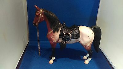 Breyer Traditional - Western Horse - Royale Te Appaloosa - Excellent Condition!