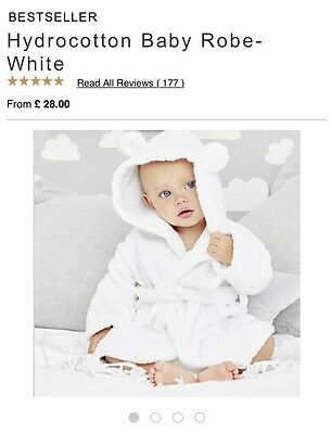 Little White Company Dressing Gown