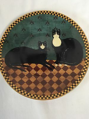 Warren Kimble Cat Collector Plate