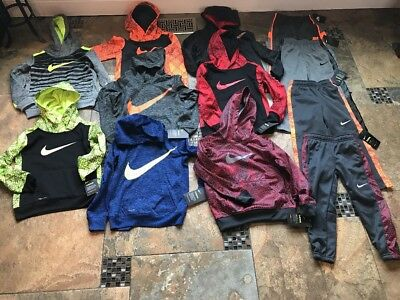 L@@K!!! Lot Of New Boys Athletic Clothes(Nike)-size 4