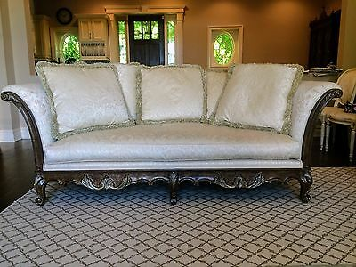 Stunning High End Jeffco Regency Sofa   2 Available